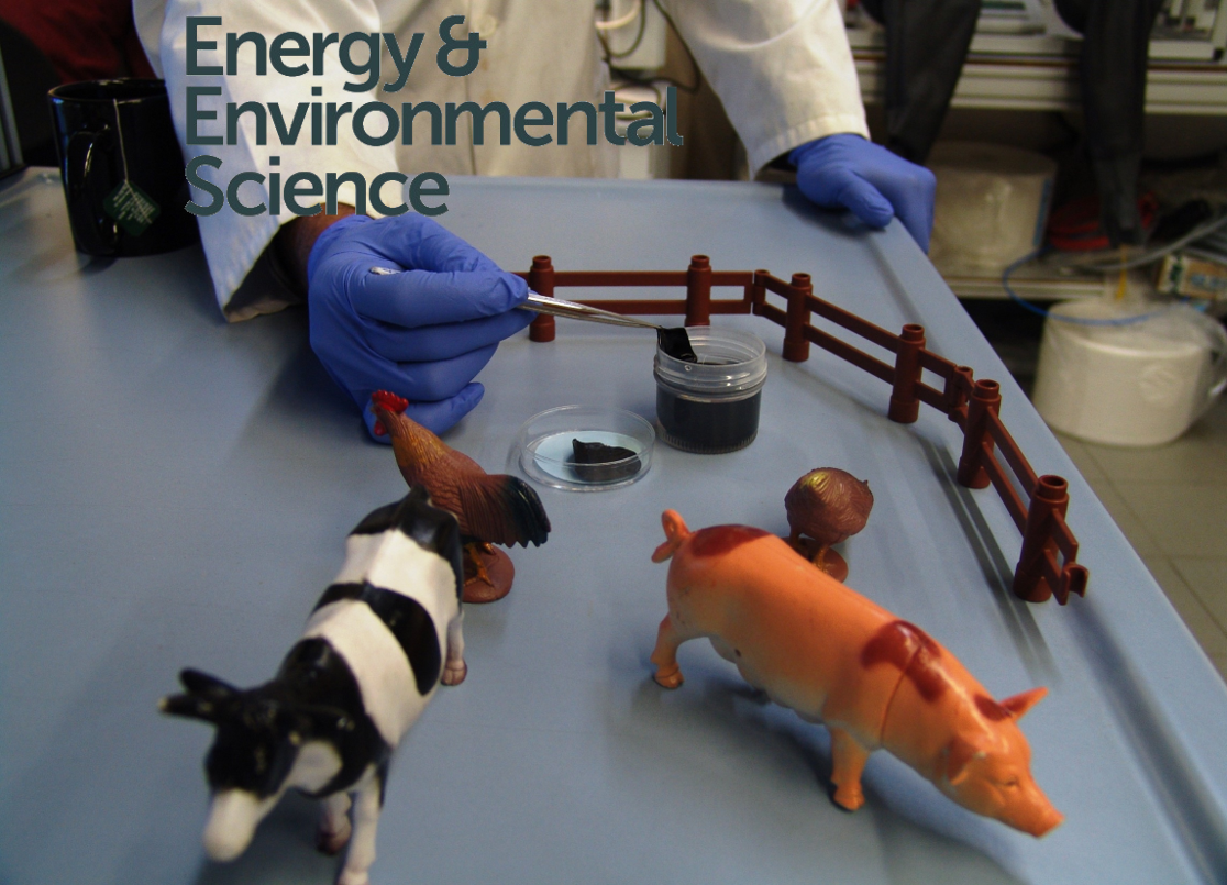 Farming thermoelectric paper – Nanostructured Materials for
